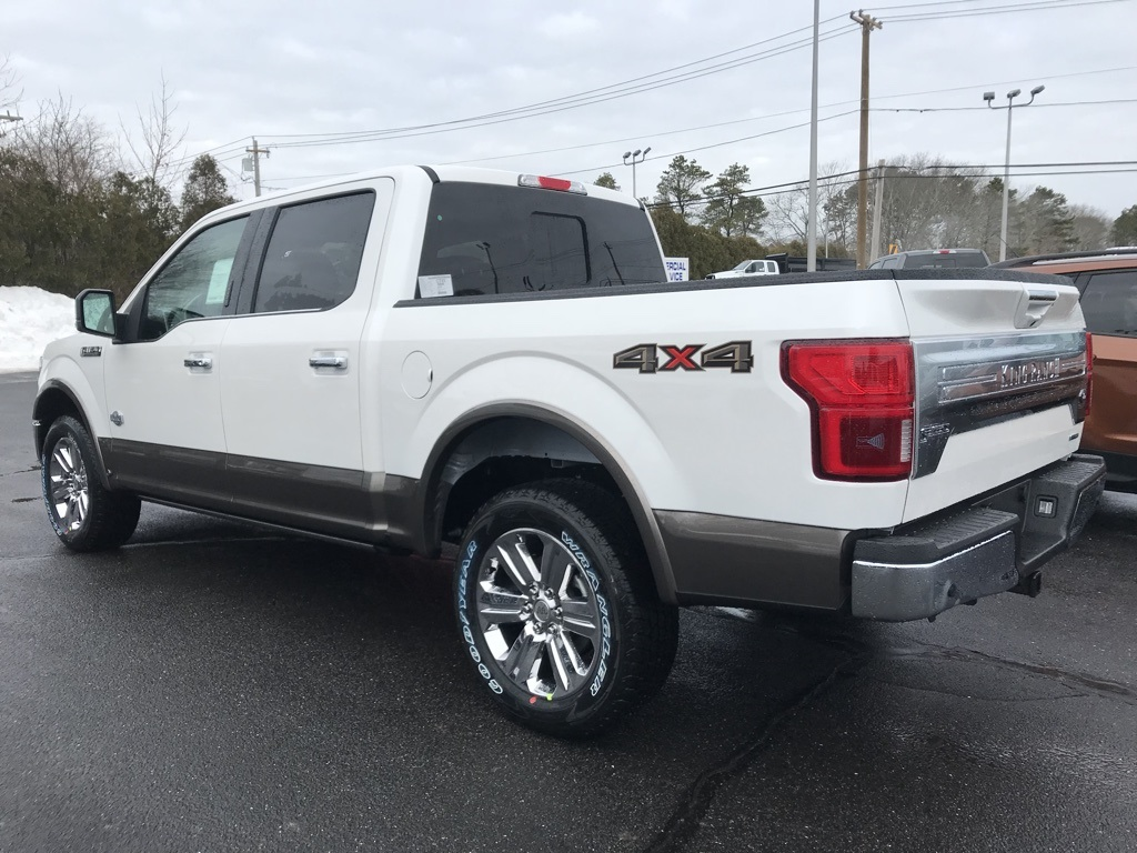 2018 F-150 SuperCrew Cab 4x4, Pickup #18199 - photo 2