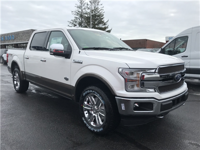 2018 F-150 SuperCrew Cab 4x4, Pickup #18199 - photo 4