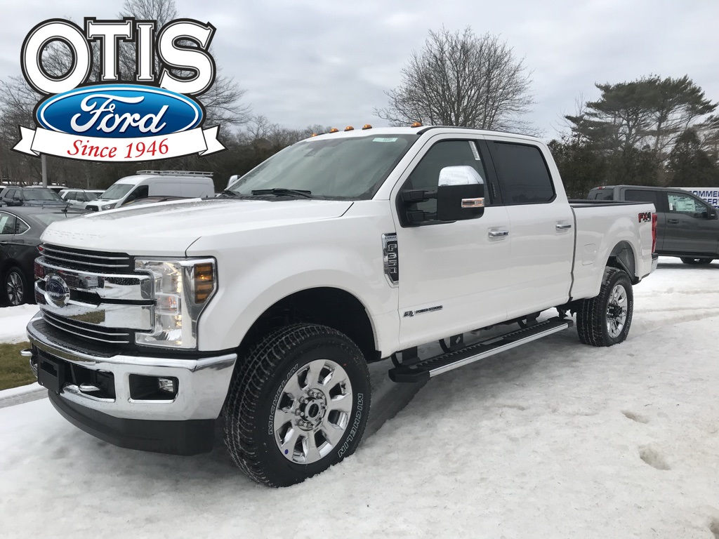 2018 F-350 Crew Cab 4x4, Pickup #18201 - photo 1
