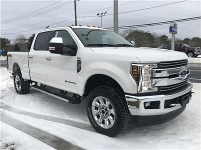 2018 F-350 Crew Cab 4x4, Pickup #18201 - photo 4