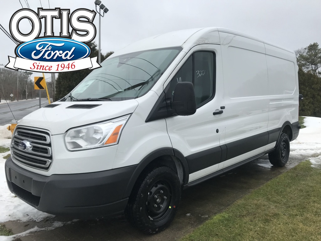 2018 Transit 250 Med Roof,  Empty Cargo Van #18224 - photo 1