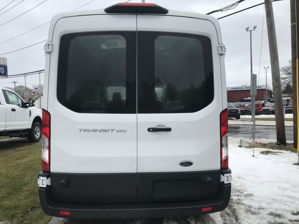 2018 Transit 250 Med Roof,  Empty Cargo Van #18224 - photo 6