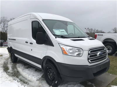 2018 Transit 250 Med Roof,  Empty Cargo Van #18224 - photo 4