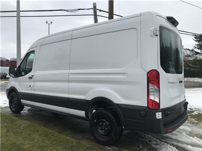 2018 Transit 250 Med Roof,  Empty Cargo Van #18224 - photo 2