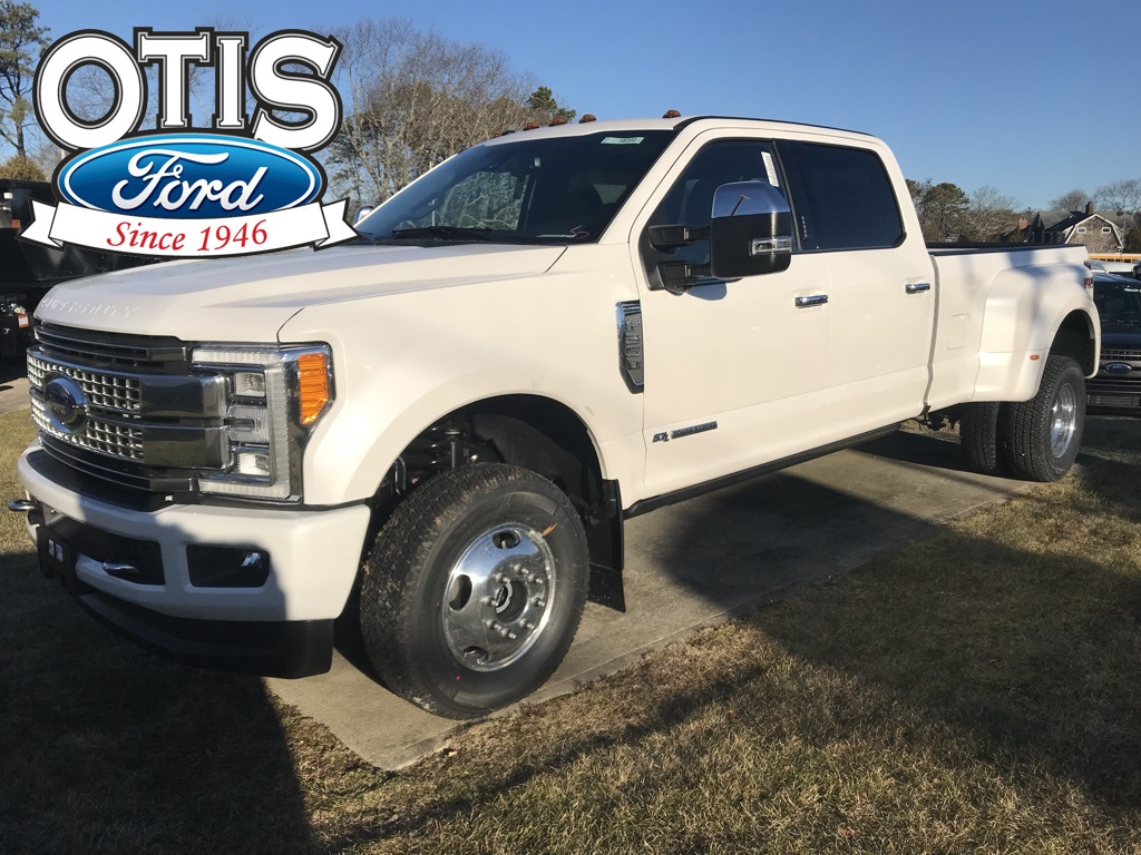 2018 F-350 Crew Cab DRW 4x4, Pickup #18244 - photo 1