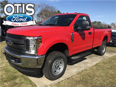 2018 F-250 Regular Cab 4x4,  Pickup #18326 - photo 1