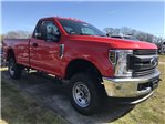 2018 F-250 Regular Cab 4x4,  Pickup #18326 - photo 4