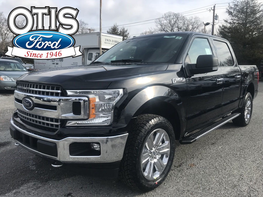 2018 F-150 SuperCrew Cab 4x4, Pickup #18329 - photo 1