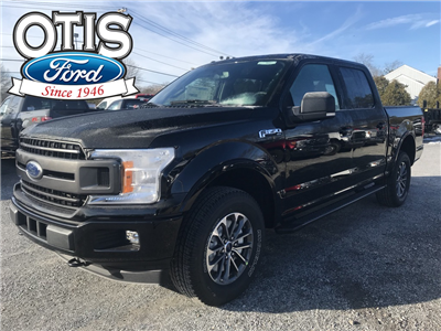 2018 F-150 Crew Cab 4x4, Pickup #18347 - photo 1