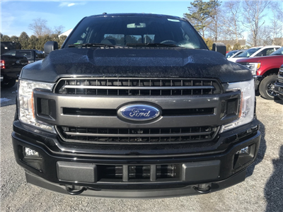 2018 F-150 Crew Cab 4x4, Pickup #18347 - photo 3