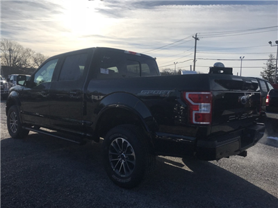 2018 F-150 Crew Cab 4x4, Pickup #18347 - photo 2
