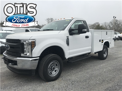 2018 F-250 Regular Cab 4x4,  Knapheide Service Body #18471 - photo 1