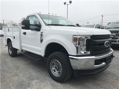 2018 F-250 Regular Cab 4x4,  Knapheide Service Body #18471 - photo 4