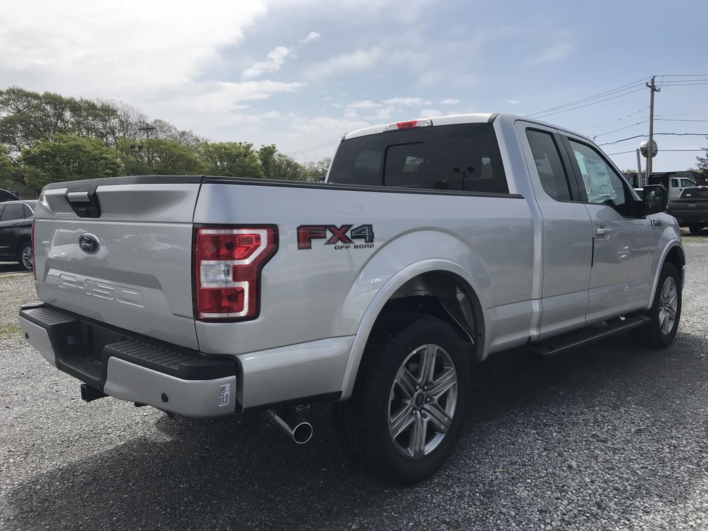 2018 F-150 Super Cab 4x4,  Pickup #18504 - photo 5