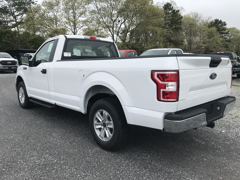 2018 F-150 Regular Cab 4x2,  Pickup #18505 - photo 2