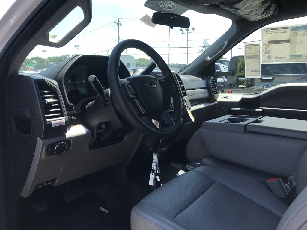 2018 F-350 Regular Cab DRW 4x2,  Rugby Landscape Dump #18562 - photo 8