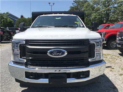 2018 F-350 Regular Cab DRW 4x2,  Rugby Landscape Dump #18562 - photo 3