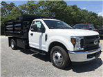2018 F-350 Regular Cab DRW 4x2,  Rugby Landscape Dump #18562 - photo 4