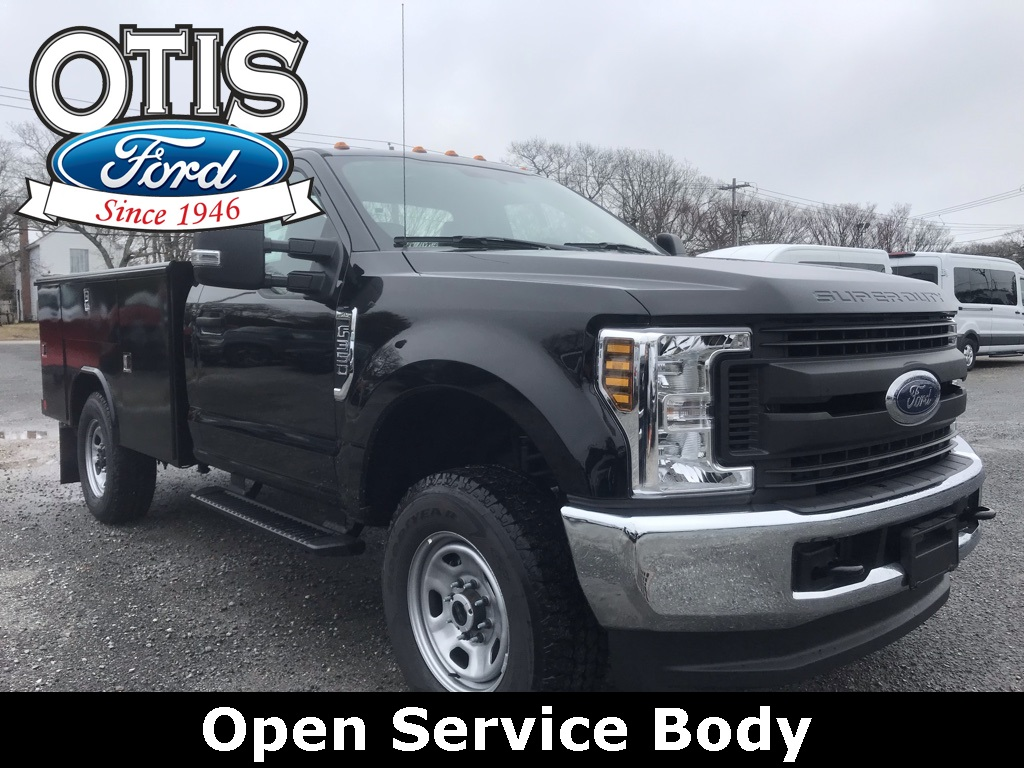2018 F-350 Regular Cab 4x4,  Cab Chassis #18568 - photo 1