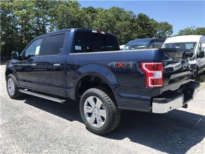 2018 F-150 SuperCrew Cab 4x4,  Pickup #18610 - photo 2