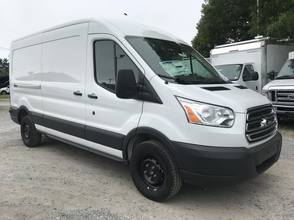 2018 Transit 250 Med Roof 4x2,  Empty Cargo Van #18621 - photo 4