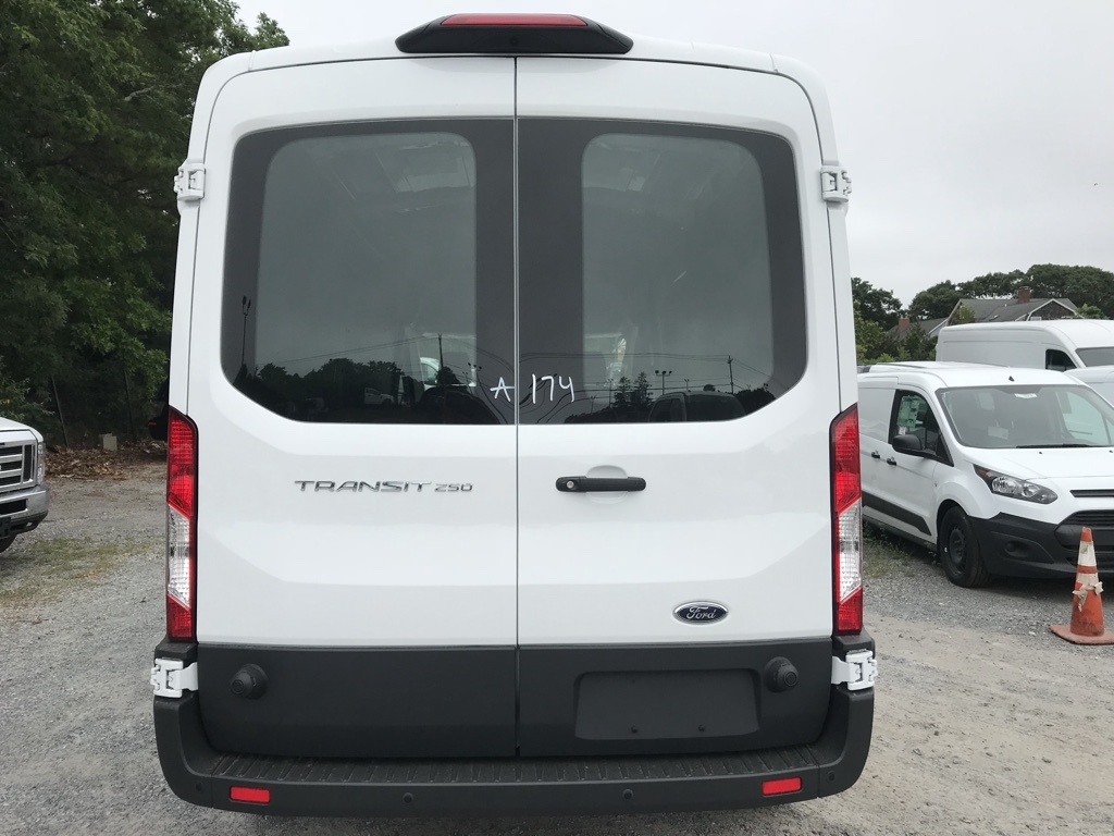 2018 Transit 250 Med Roof 4x2,  Empty Cargo Van #18621 - photo 6