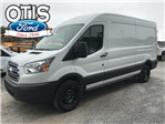 2018 Transit 250 Med Roof 4x2,  Empty Cargo Van #18621 - photo 1