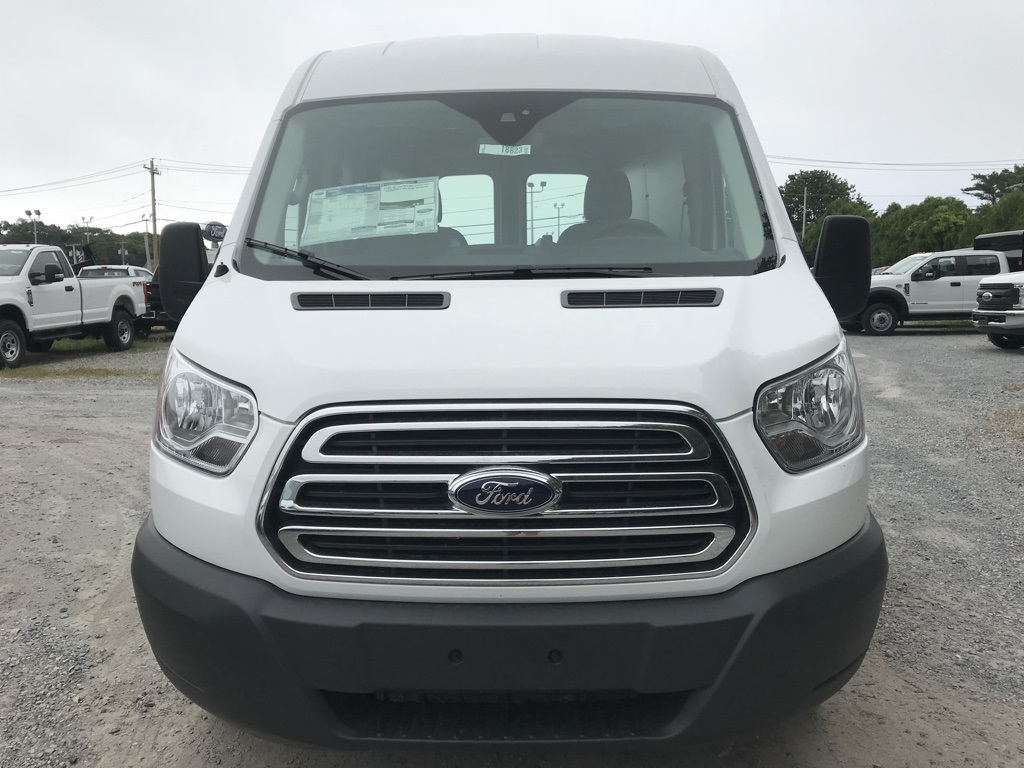 2018 Transit 250 Med Roof 4x2,  Empty Cargo Van #18623 - photo 3