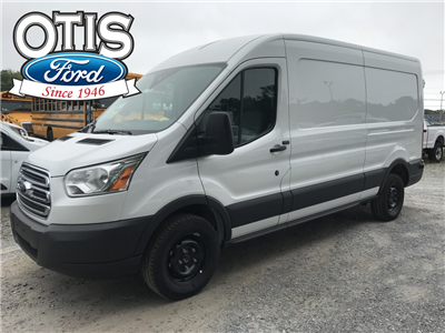 2018 Transit 250 Med Roof 4x2,  Empty Cargo Van #18623 - photo 1