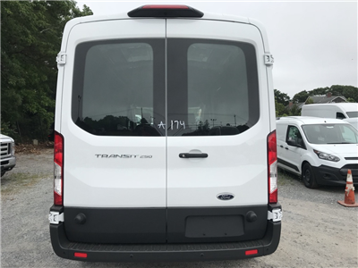 2018 Transit 250 Med Roof 4x2,  Empty Cargo Van #18623 - photo 6