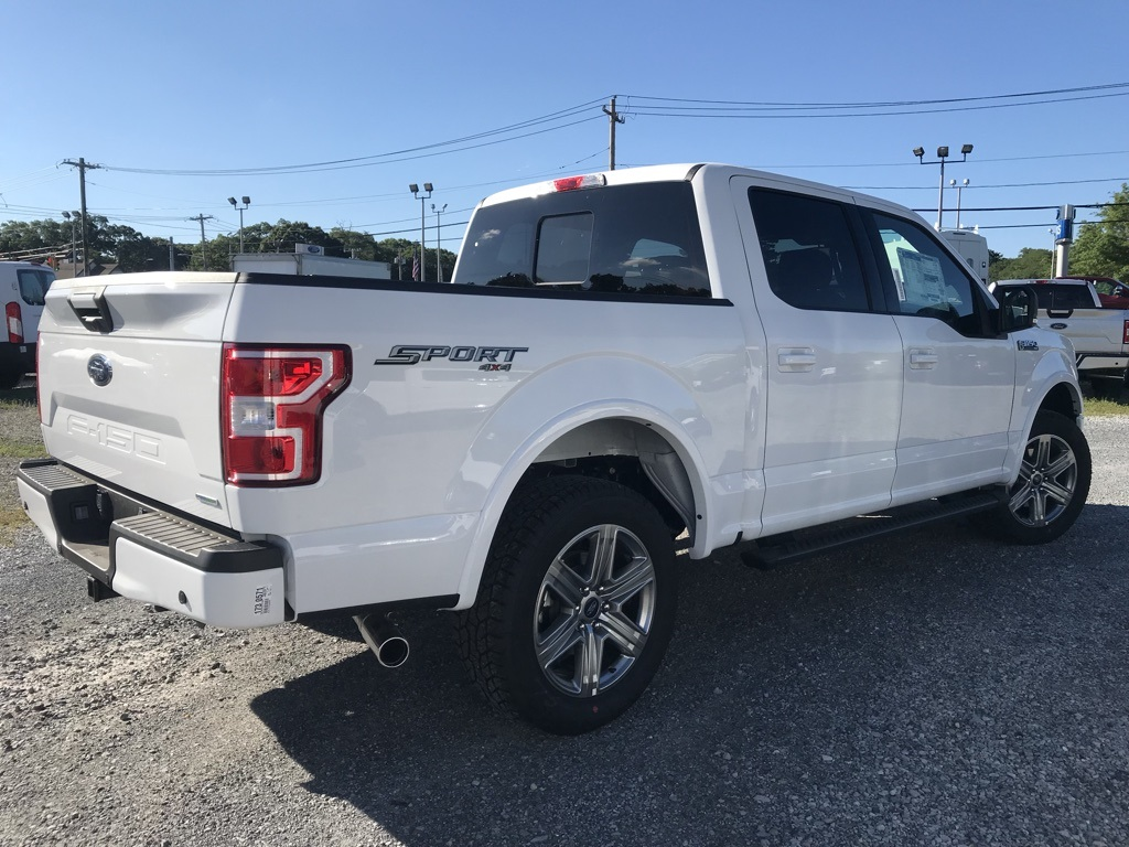 2018 F-150 SuperCrew Cab 4x4,  Pickup #18642 - photo 5