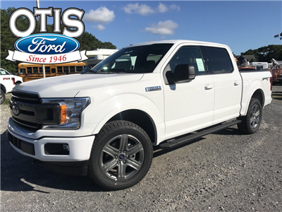 2018 F-150 SuperCrew Cab 4x4,  Pickup #18642 - photo 1
