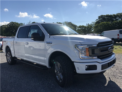 2018 F-150 SuperCrew Cab 4x4,  Pickup #18642 - photo 4
