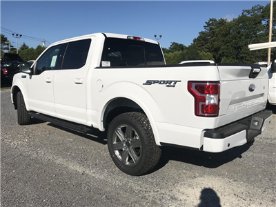 2018 F-150 SuperCrew Cab 4x4,  Pickup #18642 - photo 2