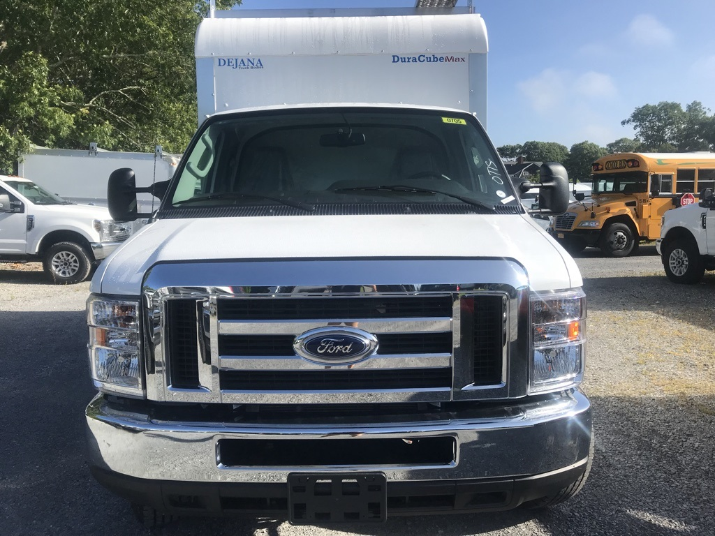 2018 E-350 4x2,  Dejana Truck & Utility Equipment Service Utility Van #18643 - photo 3