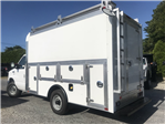 2018 E-350 4x2,  Dejana Truck & Utility Equipment Service Utility Van #18643 - photo 1