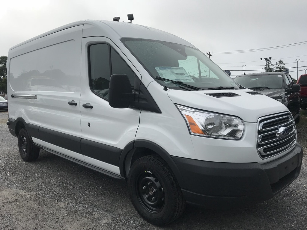 2018 Transit 250 Med Roof 4x2,  Empty Cargo Van #18665 - photo 4