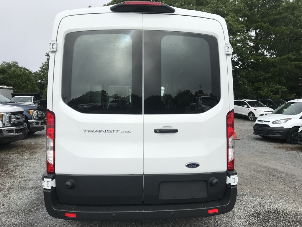 2018 Transit 250 Med Roof 4x2,  Empty Cargo Van #18665 - photo 6
