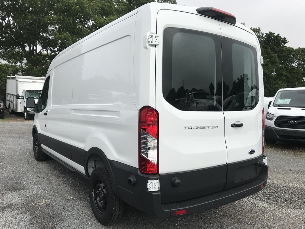 2018 Transit 250 Med Roof 4x2,  Empty Cargo Van #18665 - photo 2