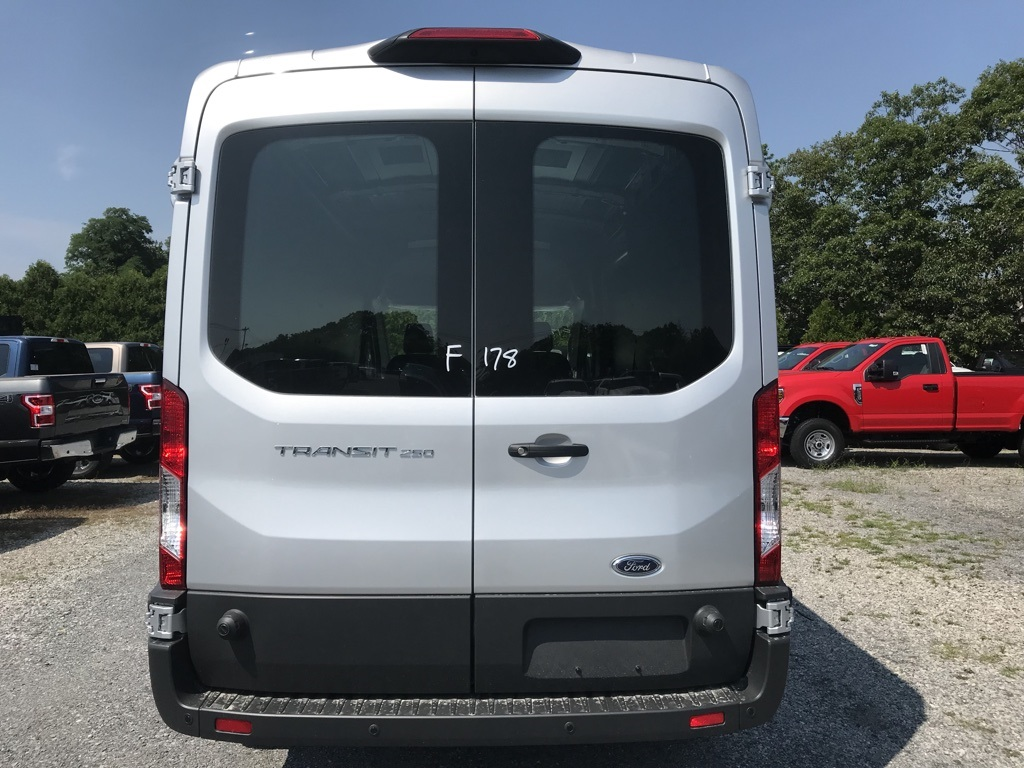 2018 Transit 250 Med Roof 4x2,  Empty Cargo Van #18695 - photo 6