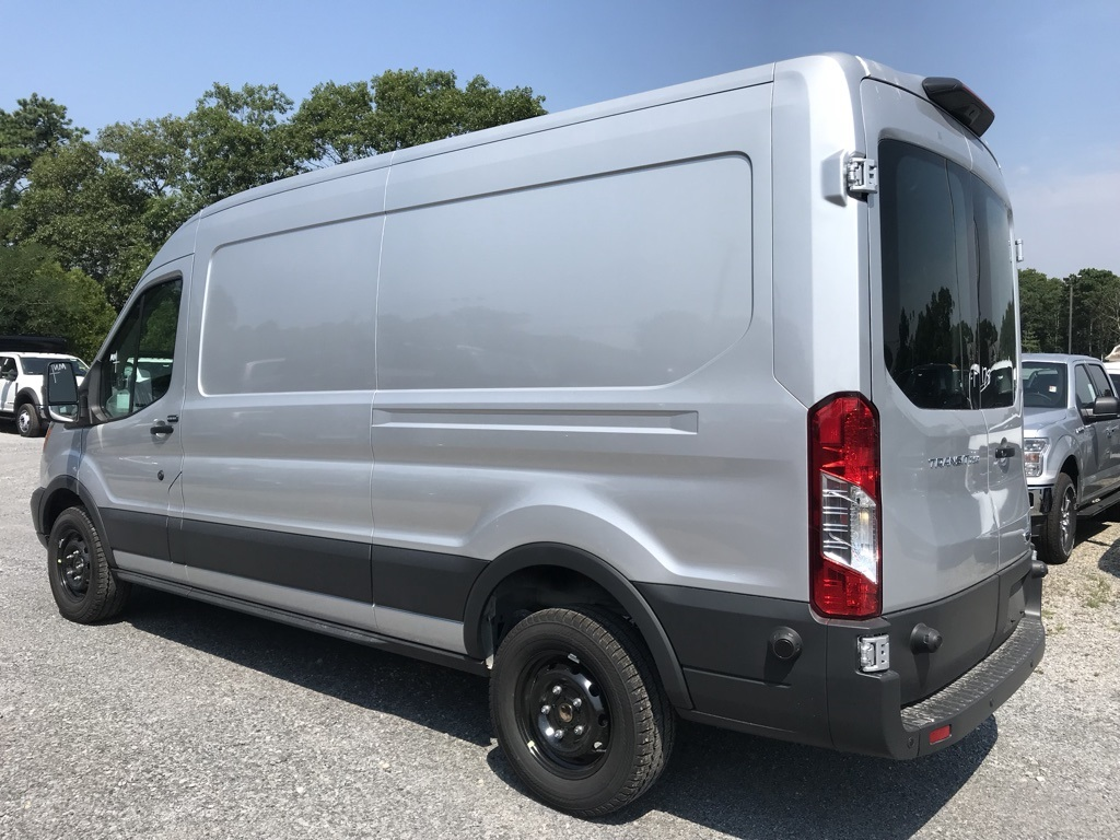 2018 Transit 250 Med Roof 4x2,  Empty Cargo Van #18695 - photo 2