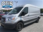 2018 Transit 250 Med Roof 4x2,  Empty Cargo Van #18695 - photo 1