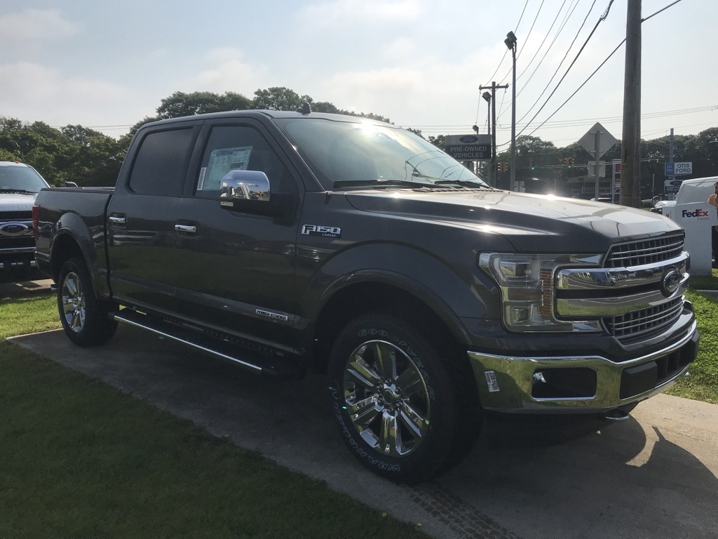 2018 F-150 SuperCrew Cab 4x4,  Pickup #18698 - photo 4