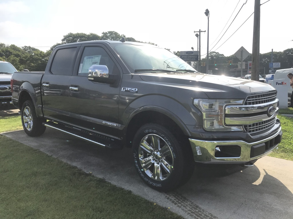 2018 F-150 SuperCrew Cab 4x4,  Pickup #18698 - photo 5