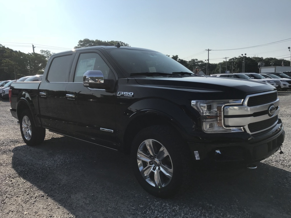 2018 F-150 SuperCrew Cab 4x4,  Pickup #18714 - photo 4