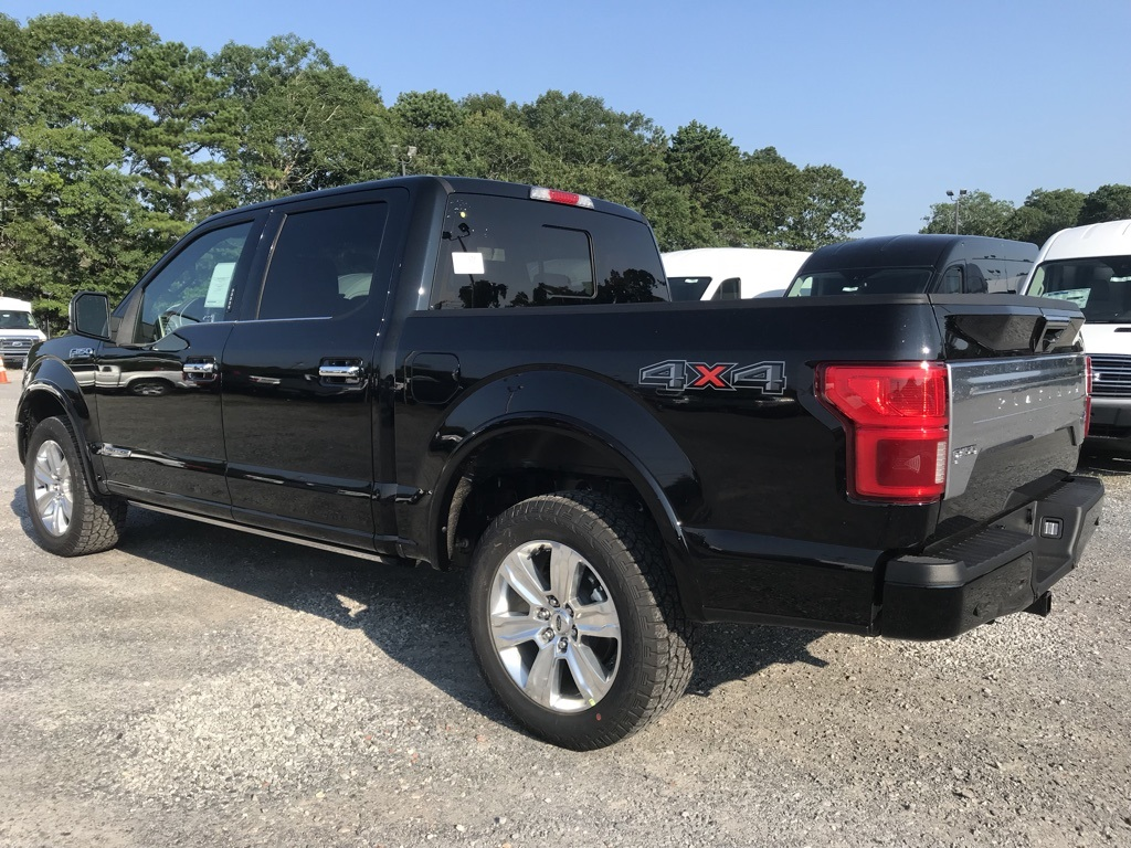 2018 F-150 SuperCrew Cab 4x4,  Pickup #18714 - photo 2