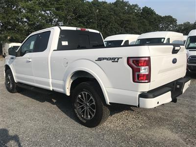 2018 F-150 Super Cab 4x4,  Pickup #18731 - photo 2