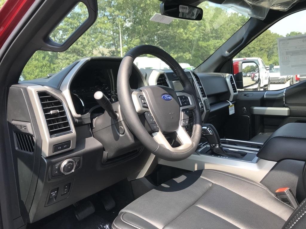 2018 F-150 SuperCrew Cab 4x4,  Pickup #18775 - photo 9