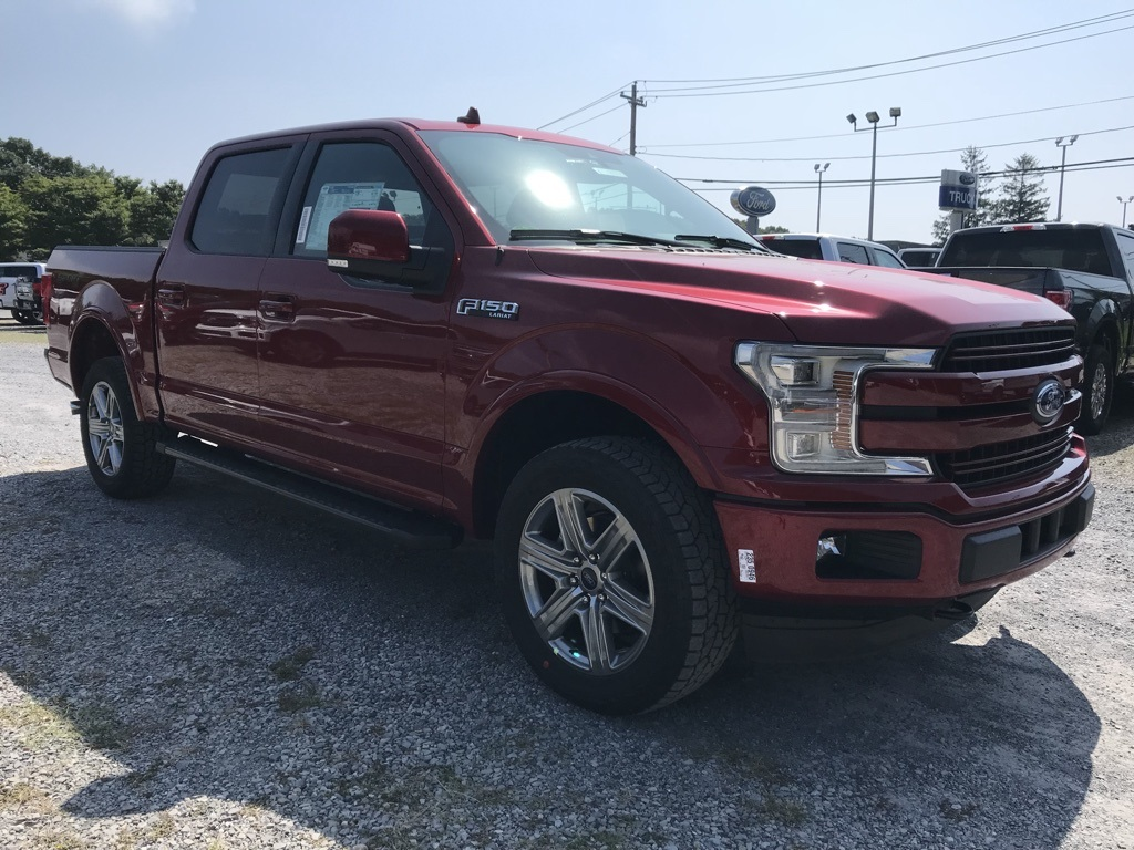 2018 F-150 SuperCrew Cab 4x4,  Pickup #18775 - photo 4