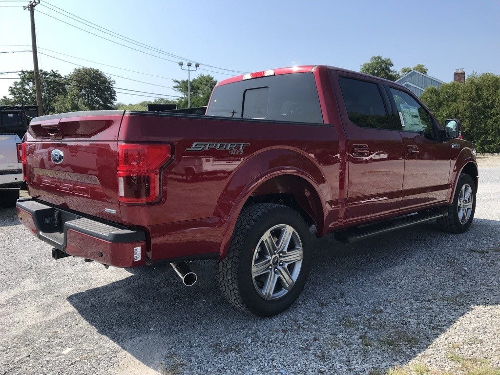 2018 F-150 SuperCrew Cab 4x4,  Pickup #18775 - photo 5
